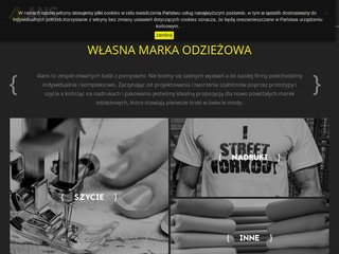 4lans.pl szwalnia