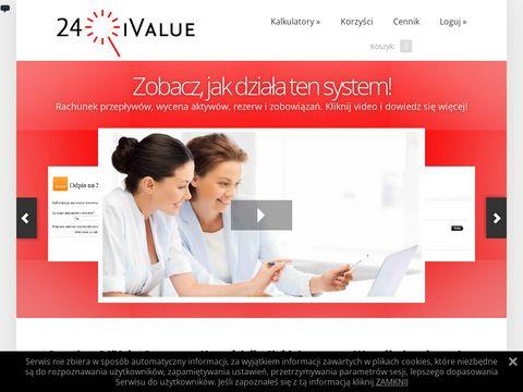 24ivalue.pl - podatek cit