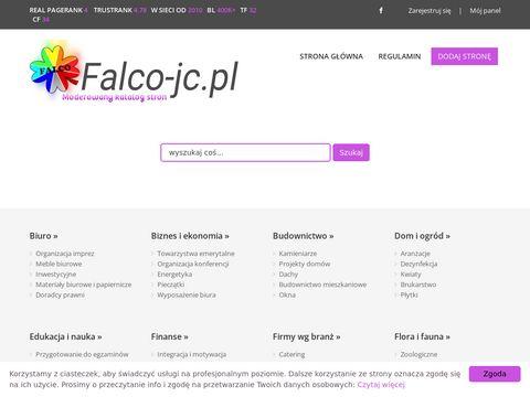 Falco-jc.pl katalog