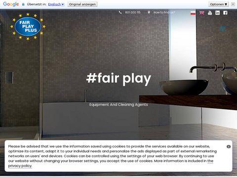 Fairplayplus.pl odkurzacze przemysłowe