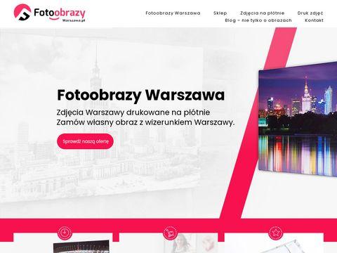 Fotoobrazy.warszawa.pl - zdjęcia na płótnie