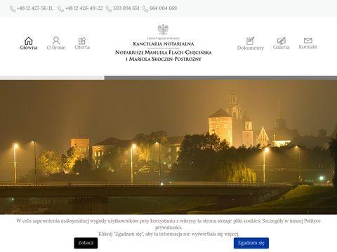 Flach-checinska.pl