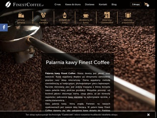 Finest Coffee palarnia kawy