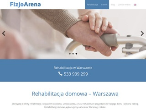 Fizjoarena.pl Warszawa
