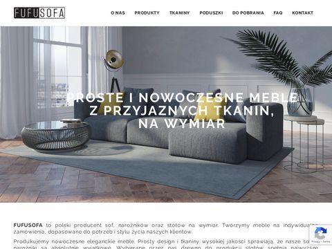 Fufusofa.pl kanapy na zamówienie