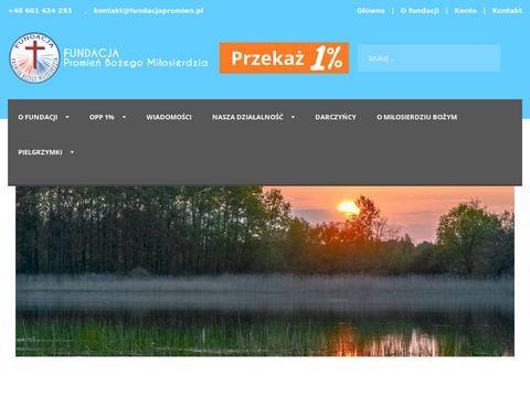 Fundacjapromien.pl - pomoc dla samotnej matki
