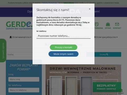 Gerde.pl drzwi dre Wrocław