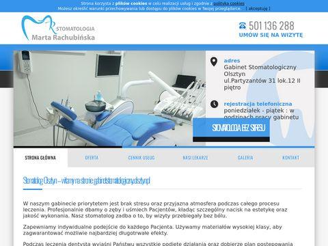 Gabinetstomatologiczny.olsztyn.pl dentysta