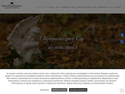 Gasowski.info - pogrzeb