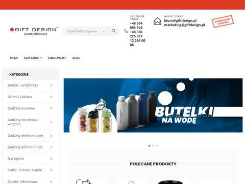 Gift Design - gadżety reklamowe