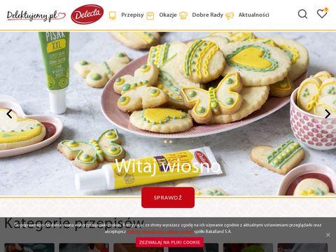 Delektujemy.pl portal kulinarny