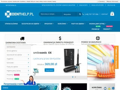 Denthelp.pl sklep internetowy