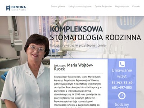 Dentysta-sosnowiec.pl stomatolog
