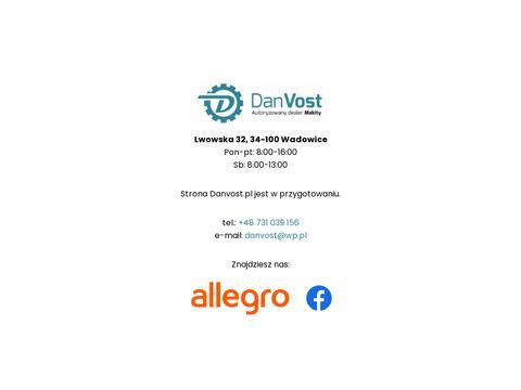 Danvost.pl - Makita sklep