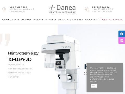 Danea.pl ginekolog Bielsko