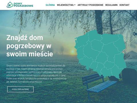 Domypogrzebowe.org katalog