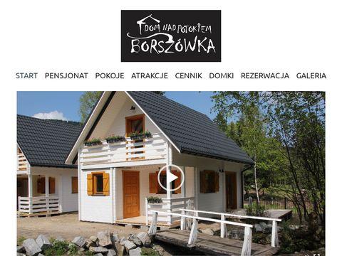 Domnadpotokiem.pl Rezerwacja Szklarska poręba