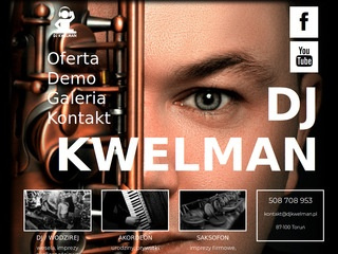 Djkwelman.pl na wesele