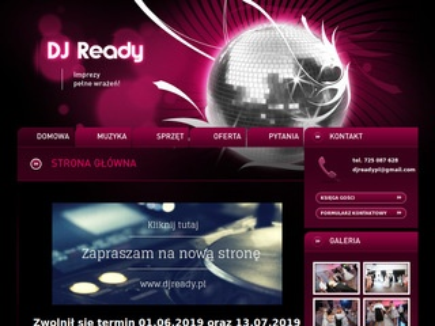 Djrudy.pl Dj Wrocław na wesele