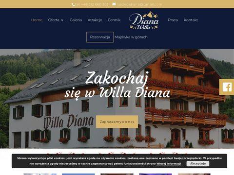 Diananoclegi.pl - pensjonat w Stroniu Śląskim