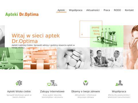 Droptima.pl - apteka internetowa