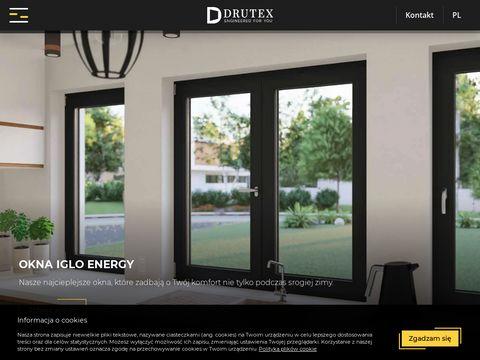 Drutex S.A. okna pasywne