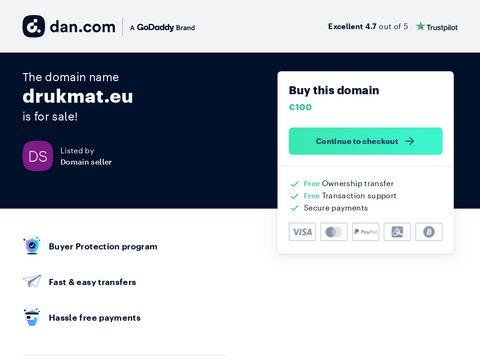 Drukmat.eu karty plastikowe do nadruku