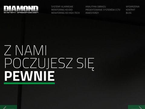 Ediamond.eu - profesjonalny montaż alarmu
