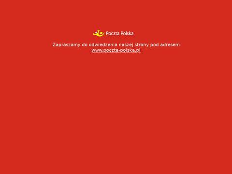 Poczta Polska przesyłki kurierskie