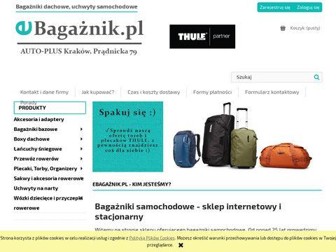 Ebagażnik.pl samochodowy