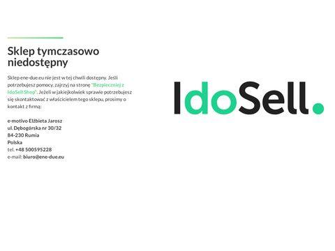 Ene-due.eu zabawki do ciągnięcia
