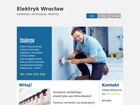 Elektryk24.wroclaw.pl