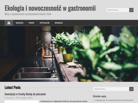 Ekowkuchni.pl - tylko zdrowa żywność