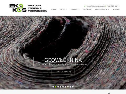 Ekokos.com.pl zgrzewanie folii