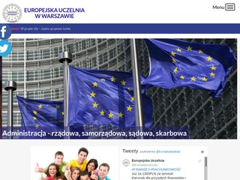 Eu.edu.pl - studia pedagogiczne Warszawa