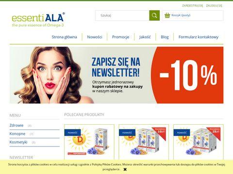 Essentiala3.pl sklep omega 3