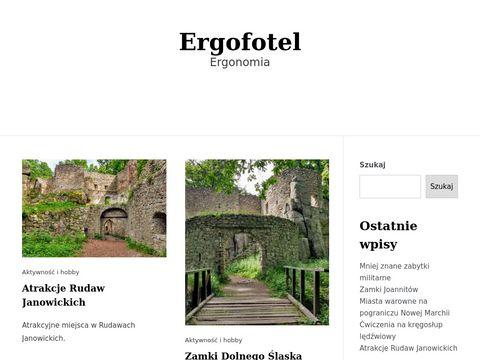Ergofotel.pl meble biurowe