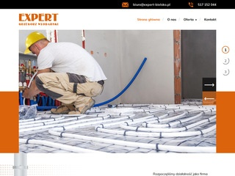 Expert-bielsko.pl montaż pieców gazowych