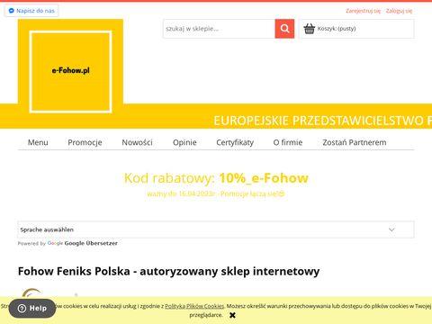 E-fohow.pl sklep