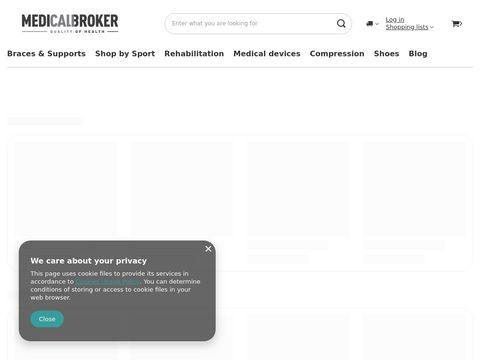 E-medicalbroker.com sklep medyczny online