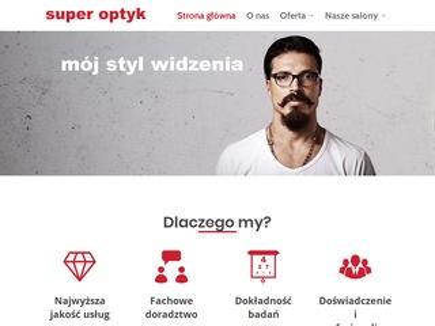 E-superoptyk.pl okulista Ostrołęka