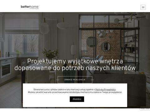 Betterhome.pl - usługi stylizacji