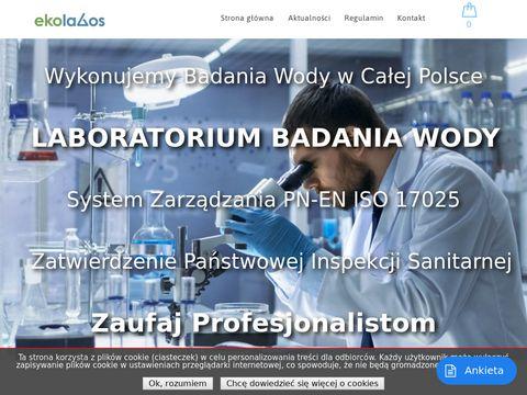 Badaniewody.com.pl z własnego ujęcia