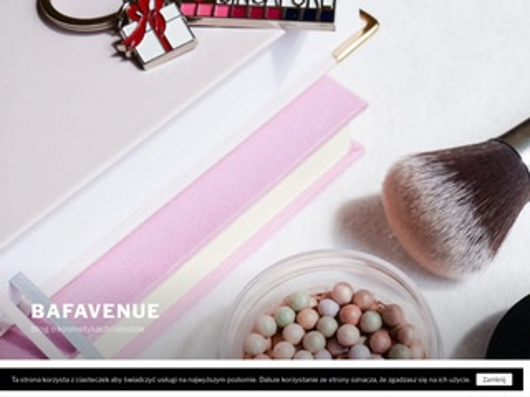 Bafavenue.pl blog o kosmetykach