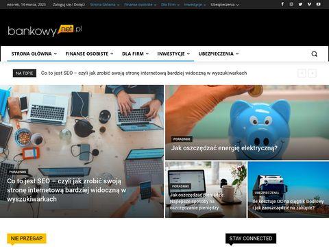 Bankowynet.pl Serwis Finansowy