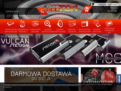 Basston.pl internetowy sklep caraudio