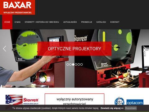 Baxar.pl maszyny wytrzymałościowe