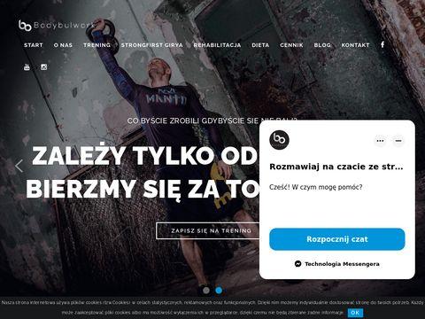Bodybulwark.com trener Personalny Łódź