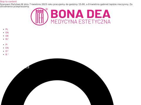 Bonadea-krakow.net.pl leczenie migreny