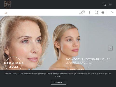Bienkowscyclinic.pl laserowe usuwanie zmarszczek